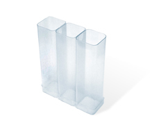 3 Tube Bag Insert (Tall)